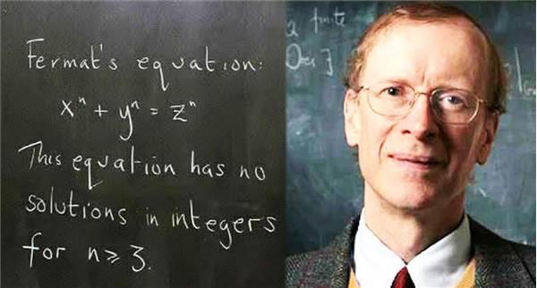 Английский ученыйЭндрю Уайлс в 1994 году доказал великую теорему Ферма
