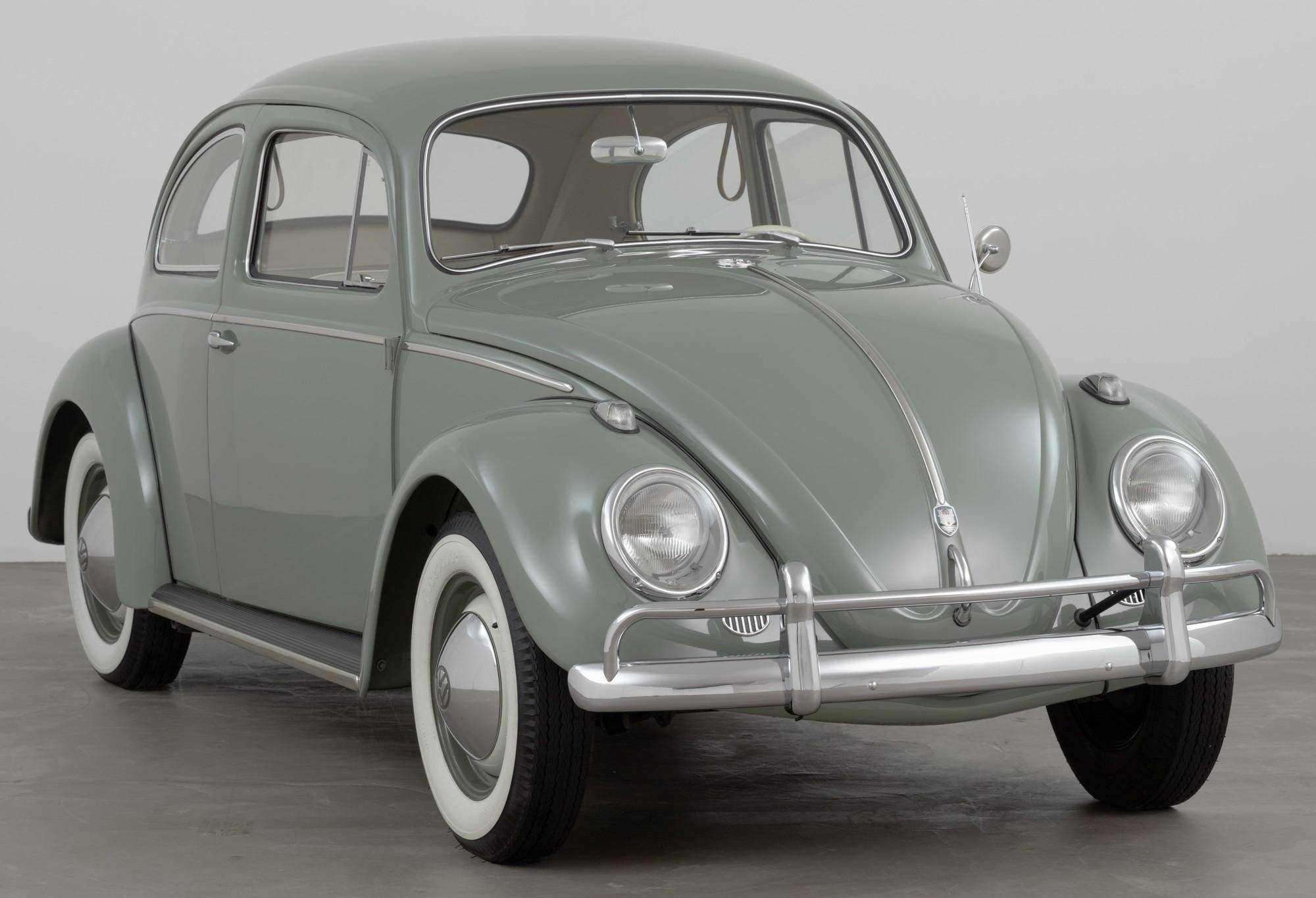 Фольксваген Седан тип 1 1938 года выпуска