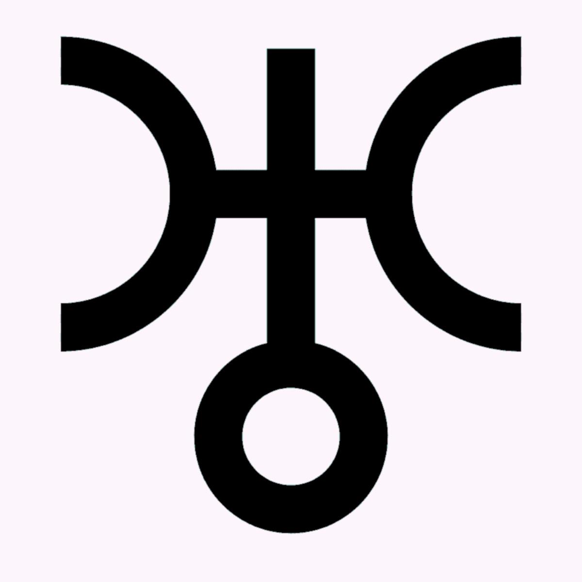 Астрологический символ Урана
