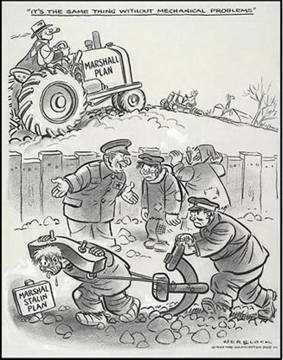 План Маршалла по-сталински