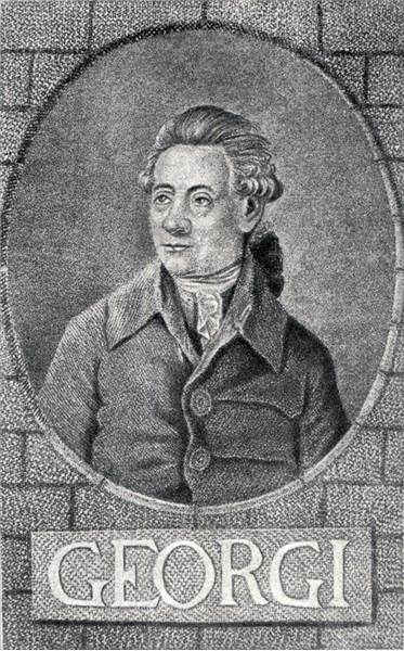 Иоганн Готтлиб Георги (1729–1802)