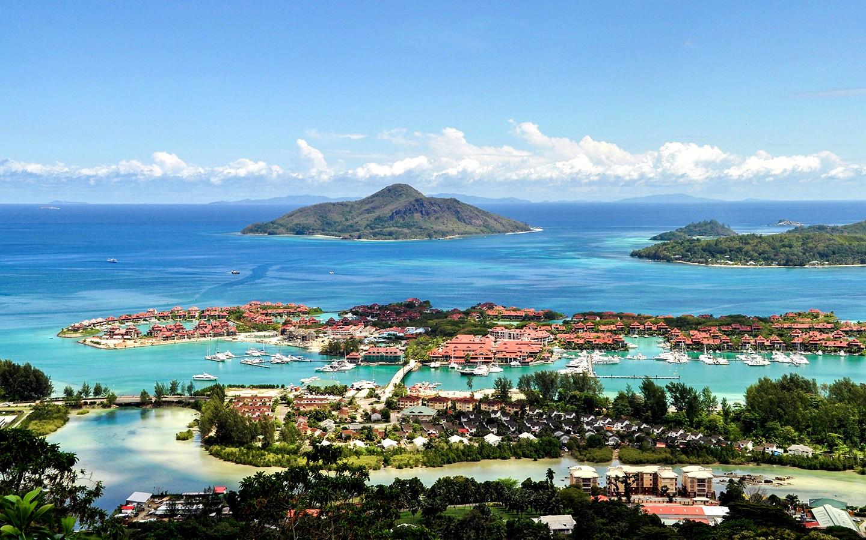 Сейшельские острова. Столица Виктория