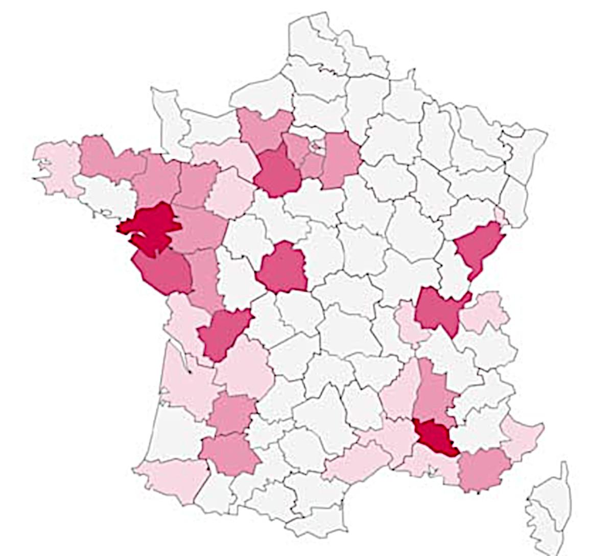 Шовен – довольно распространённая во Франции фамилия. Больше всего Шовенов – в окрестностях города Рошфор