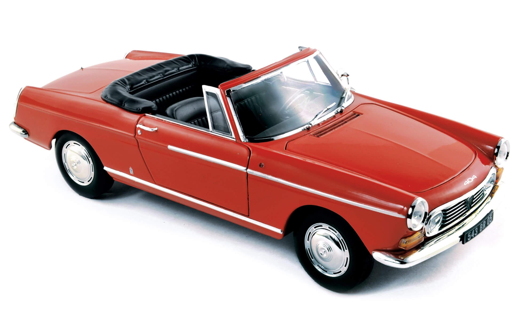 Пежо-404 кабриолет 1967